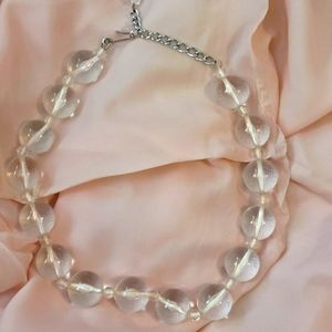 Vintage Pool of Light Necklace